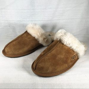 UGG Shoes - NEW Ugg Women's Slippers Scuffette II Chestnut NWB
